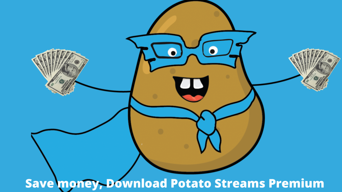 How to download and install Potato Streams Premium