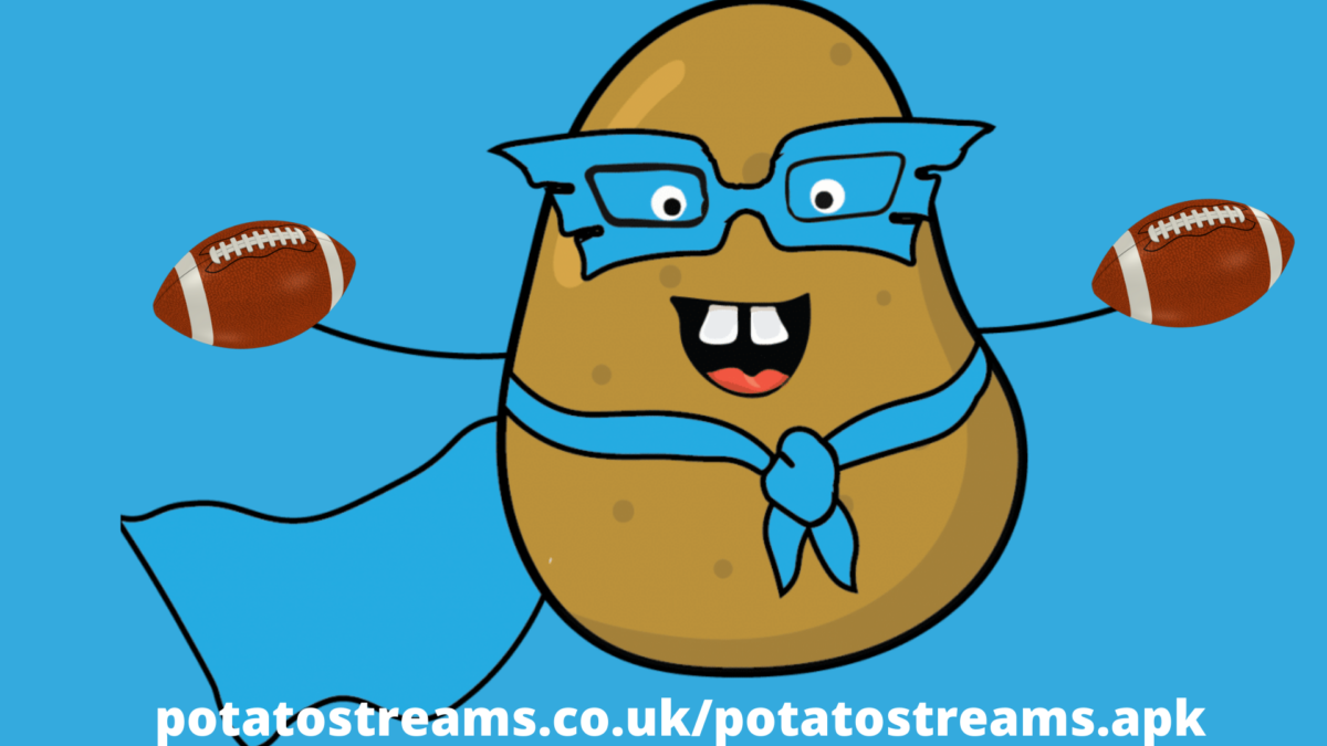 Watch nfl online for free on Potato streams nfl